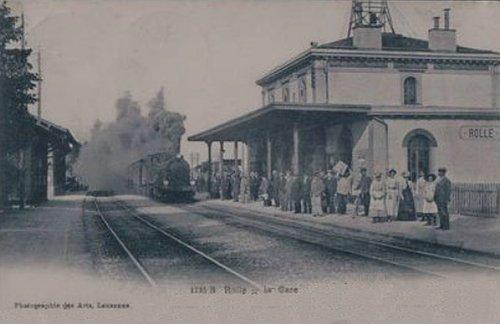 Rolle la gare