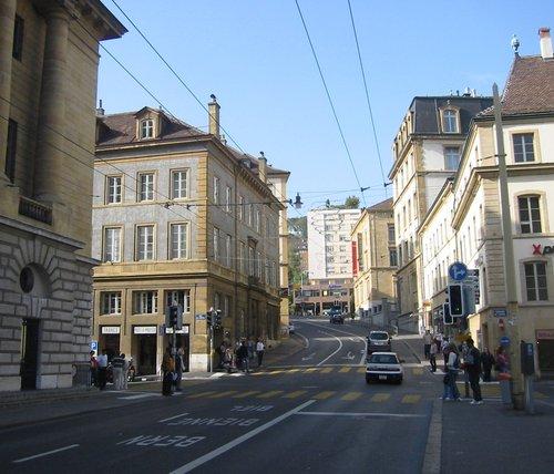 Neuchâtel Hôtel-de-Ville