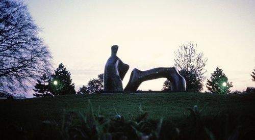 Genève, Henry Moore