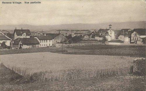 Renens Village vue partielle