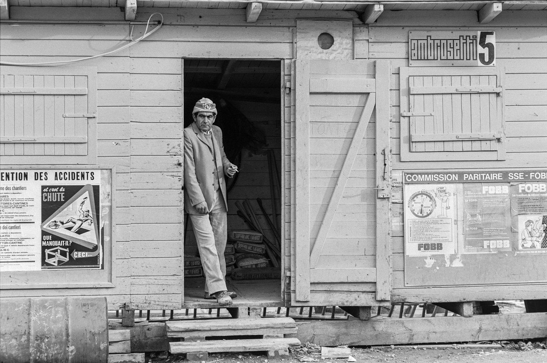Genève, un ouvrier inconnu