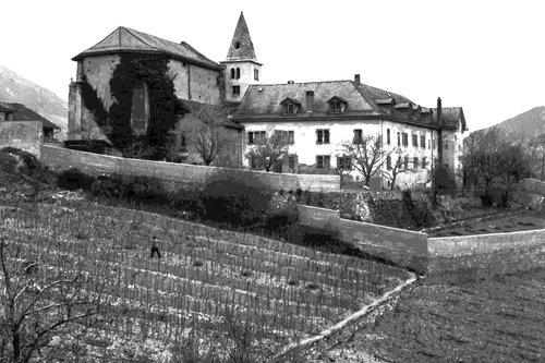Monastère Notre Dame de Géronde