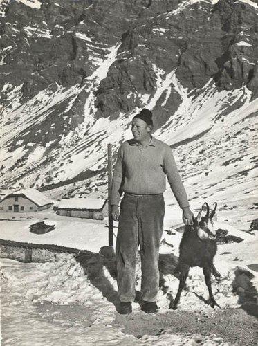 Le guide montagne Rodolphe Giacomini