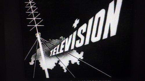 Premier téléviseur au village de Salavaux