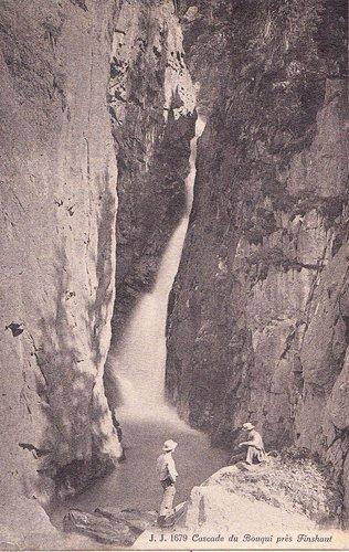 Cascade du Bouqui