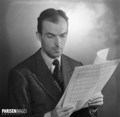 Igor MARKEVITCH, le chef d'orchestre - Émissions RTSR