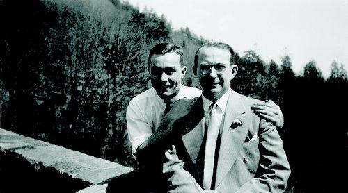 Joseph et Antoine Leenaards
