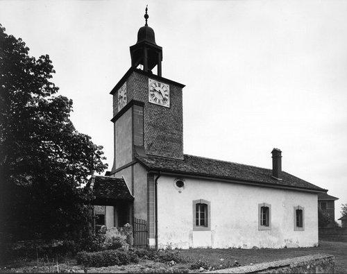Eglise de Bremblens