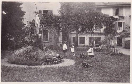 La Vierge du Jardin