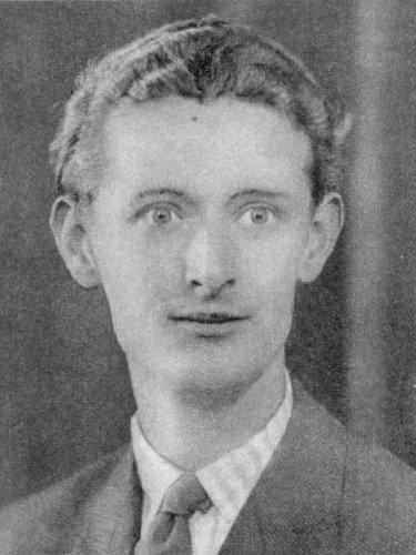 Le jeune Hugues Cuénod... (1)