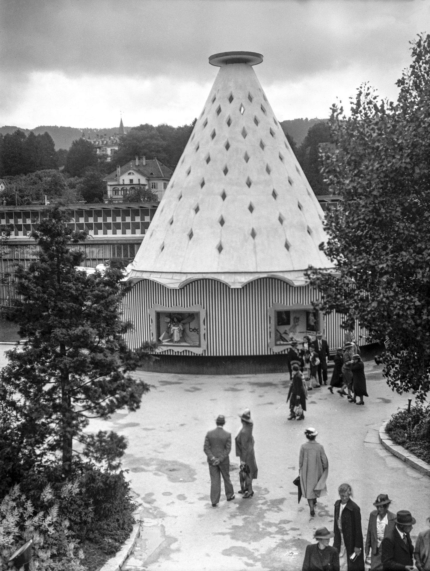Exposition nationale Suisse, pavillon de la mode