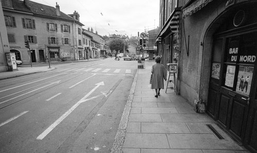 Carouge, Rue Ancienne