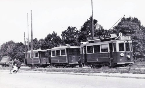 CGTE ligne N° 6 à Vernier