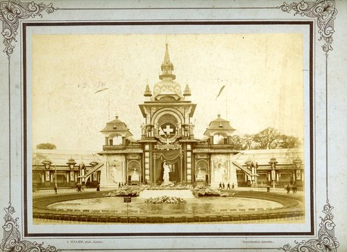 Exposition nationale de 1896 à Genève