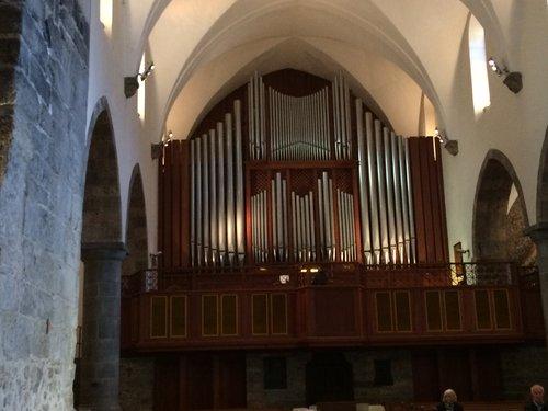 Orgues de l'église de St-Maurice, VS
