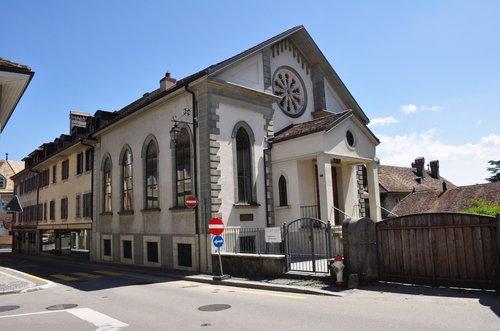 Eglise libre d'Aubonne