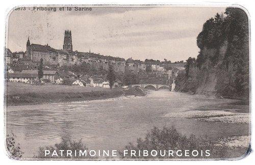 Fribourg et la Sarine