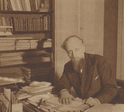 Ernest ANSERMET en 1931 - 2/5