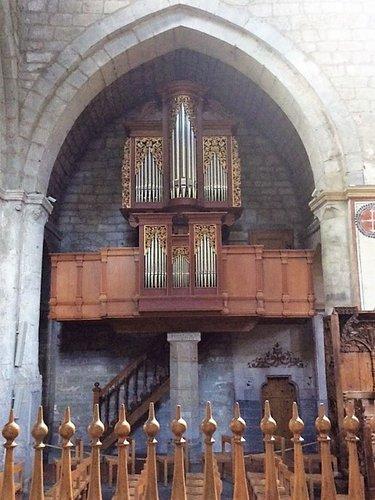 Ogues de l'église de la Maigrauge, Fribourg