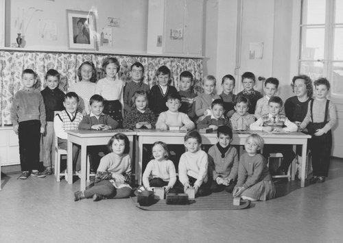 École de la Blécherette 1962