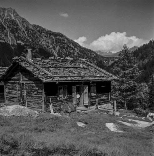 Chalet Pellouchoud au Val d'Arpette et Gratien