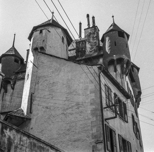 Château des Vidomnes de Sierre