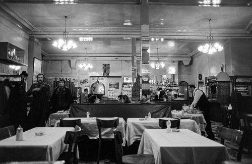 Genève, la Brasserie Monopole