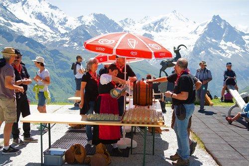 Cor des Alpes à Zinal