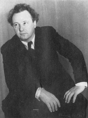 Arthur HONEGGER, une photo de Thérèse Le Prat