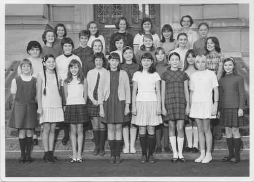 Collège de Saint-Roch fin années 60