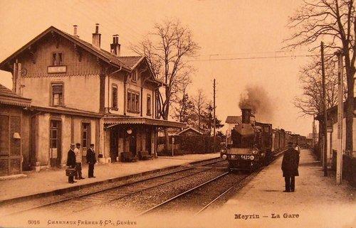 Gare de Vernier Meyrin