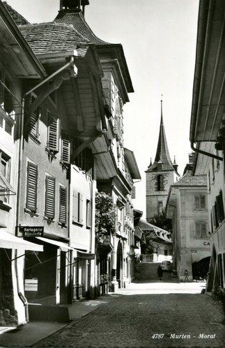 Morat, l'église évangélique