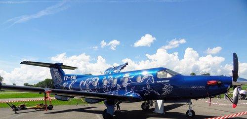 """Pilatus PC-12 NG """"Hans Erni"""""""