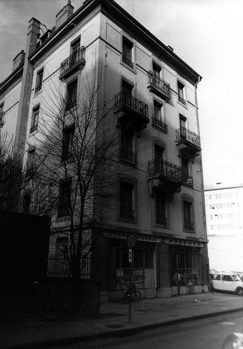 Genève - 15 rue de la Poterie