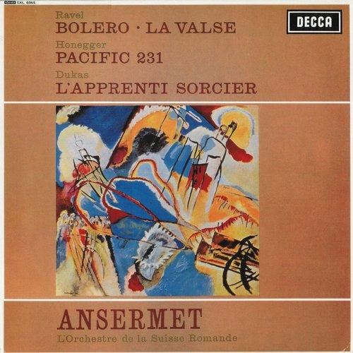 Maurice RAVEL, La Valse, OSR, Ernest ANSERMET, avril 1963
