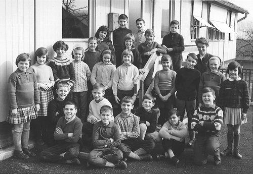 Ecole du Marronnier 1964