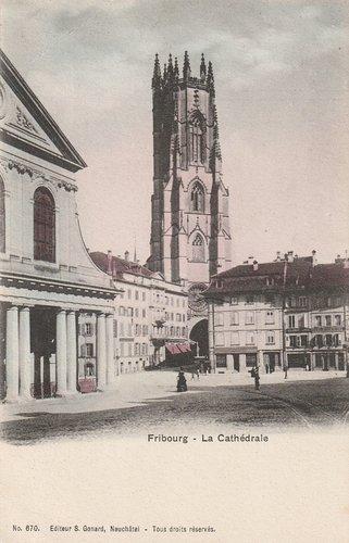 Patrimoine Fribourgeois
