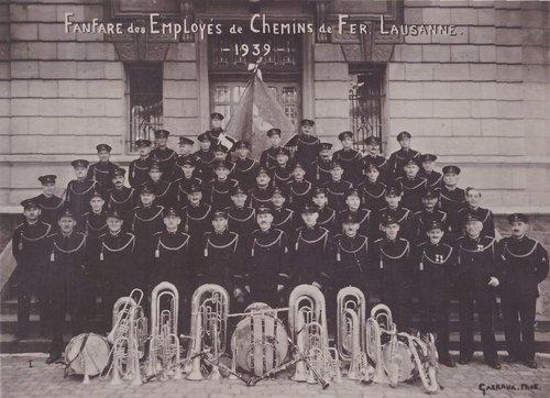 Lausanne Fanfare Des employés C.F.F