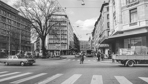 Genève, Place de Saint Gervais