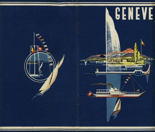 Guide de Genève 1934