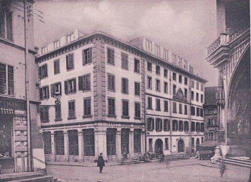 Hôtel des Merciers - Fribourg