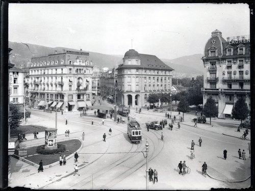 Bienne : Place centrale