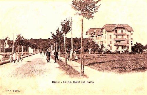 Gimel Le Grand Hôtel des Bains