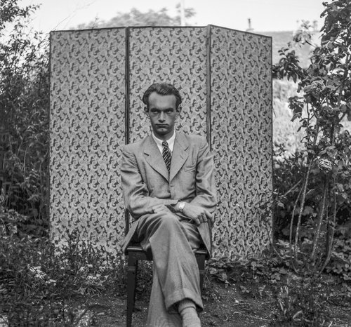 Portrait de Jean Claude