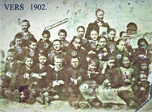 Classe de Chandolin 1902 bis