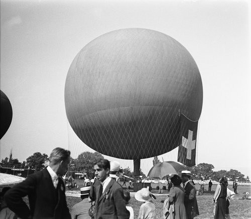 Coupe Gordon-Bennett à Châtelaine 1922