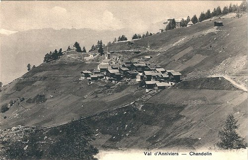 Chandolin 1902-1904