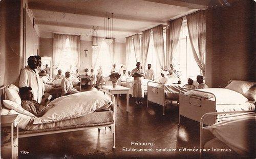 Hôpital pour internés