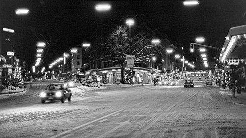 Genève, rue du mont-Blanc/rue de Chantepoulet