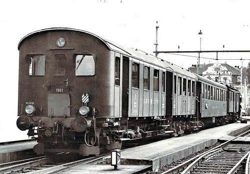 CFF train navette